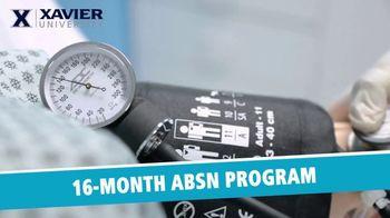 Xavier University TV Spot, 'ABSN Program' - Thumbnail 8