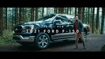 2021 Ford F-150 TV Spot, 'Never Not Working' [T2]