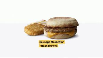 McDonald's TV Spot, 'Breakfast Smells Too Good to Wait: Breakfast Sandwich $2 Bundles' - Thumbnail 8