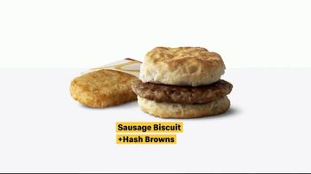 McDonald's TV Spot, 'Breakfast Smells Too Good to Wait: Breakfast Sandwich $2 Bundles' - Thumbnail 9