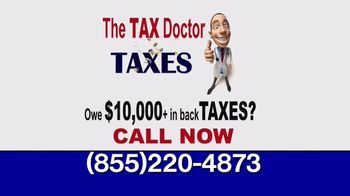 Call the Tax Doctor TV Spot, 'Alone' - Thumbnail 3