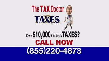 Call the Tax Doctor TV Spot, 'Alone' - Thumbnail 5