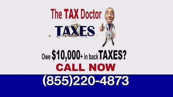 Call the Tax Doctor TV Spot, 'Alone' - Thumbnail 6