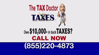 Call the Tax Doctor TV Spot, 'Alone' - Thumbnail 7
