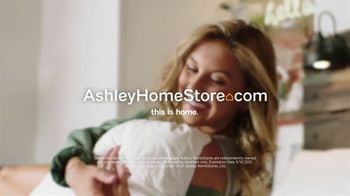 Ashley HomeStore TV Spot, 'Lowest Prices of the Season: Put Your Sleep Issues to Bed' - Thumbnail 7