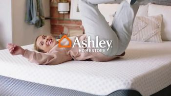 Ashley HomeStore TV Spot, 'Lowest Prices of the Season: Put Your Sleep Issues to Bed' - Thumbnail 1
