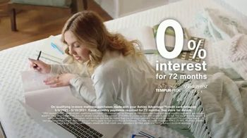 Ashley HomeStore TV Spot, 'Lowest Prices of the Season: Put Your Sleep Issues to Bed' - Thumbnail 3