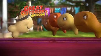 Goldfish TV Spot, 'The Great Outdoors: Episode 7'