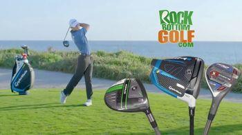 Rock Bottom Golf TV Spot, 'The Next Level: Special Financing'