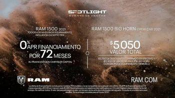 Ram Trucks Spotlight Evento de Ventas TV Spot, 'Tres veces' canción de Foo Fighters [Spanish] [T2] - Thumbnail 7