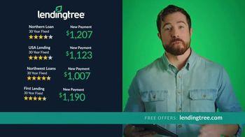 LendingTree TV Spot, Refinance Right Now'