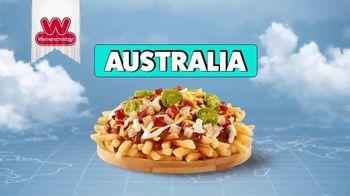 Wienerschnitzel Chili Cheese Fries TV Spot, 'Chili Cheese Fries de alrededor del mundo' [Spanish] - Thumbnail 5
