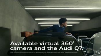 2020 Audi Q7 TV Spot, 'Impossible Park' [T1] - Thumbnail 6