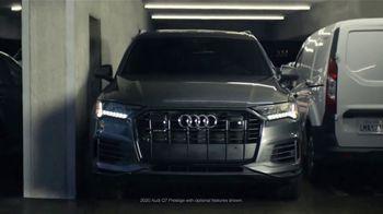 2020 Audi Q7 TV Spot, 'Impossible Park' [T1] - Thumbnail 4