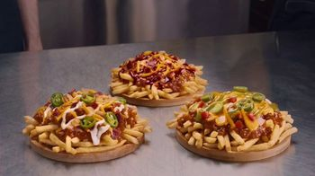 Wienerschnitzel Chili Cheese Fries TV Spot, 'Around the World'