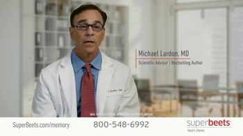 SuperBeets TV Spot, 'Next Level of Neuro-Nutrition'