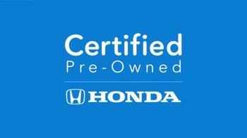 Honda Certified Pre-Owned TV Spot, 'Honda Has' [T2] - Thumbnail 1