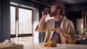 Pepsi Zero Sugar TV Spot, 'Better With Pepsi: Fried Chicken' - Thumbnail 10