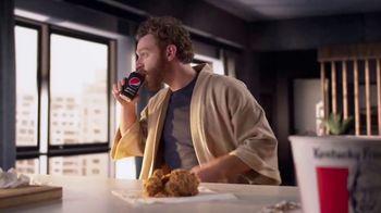 Pepsi Zero Sugar TV Spot, 'Better With Pepsi: Fried Chicken' - Thumbnail 3