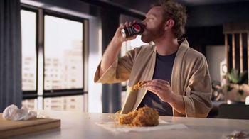 Pepsi Zero Sugar TV Spot, 'Better With Pepsi: Fried Chicken' - Thumbnail 5