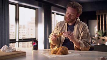 Pepsi Zero Sugar TV Spot, 'Better With Pepsi: Fried Chicken' - Thumbnail 6