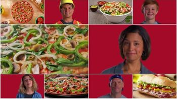 Donatos TV Spot, 'Different Tastes'