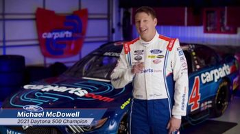 CarParts.com TV Spot, 'Take One' Featuring Michael McDowell - Thumbnail 4