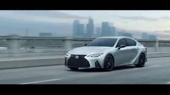 2021 Lexus IS TV Spot, 'Vanity Plates' Song by Ebo Taylor, Jr. [T1] - Thumbnail 6