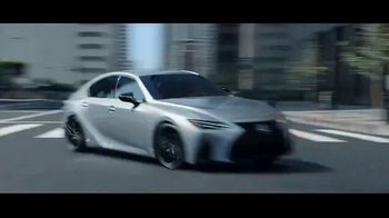 2021 Lexus IS TV Spot, 'Vanity Plates' Song by Ebo Taylor, Jr. [T1] - Thumbnail 8