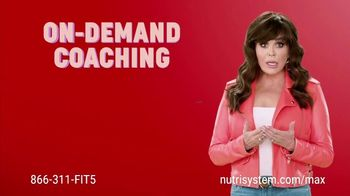 Nutrisystem Uniquely Yours Max TV Spot, 'So Much More Than a Meal Plan' Featuring Marie Osmond