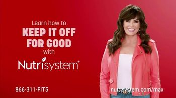 Nutrisystem Uniquely Yours Max TV Spot, 'So Much More Than a Meal Plan' Featuring Marie Osmond - Thumbnail 10