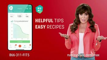 Nutrisystem Uniquely Yours Max TV Spot, 'So Much More Than a Meal Plan' Featuring Marie Osmond - Thumbnail 3