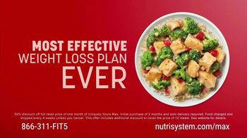 Nutrisystem Uniquely Yours Max TV Spot, 'So Much More Than a Meal Plan' Featuring Marie Osmond - Thumbnail 6