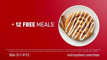 Nutrisystem Uniquely Yours Max TV Spot, 'So Much More Than a Meal Plan' Featuring Marie Osmond - Thumbnail 7