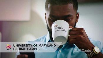 UMGC TV Spot, 'Hustle Looks Different: May Deadline' Song by Van McCoy - Thumbnail 1