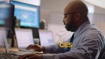 UMGC TV Spot, 'Hustle Looks Different: May Deadline' Song by Van McCoy - Thumbnail 6