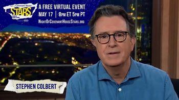 Covenant House TV Spot, 'Night of Covenant House Stars' Ft. Dolly Parton, Stephen Colbert - 1 commercial airings