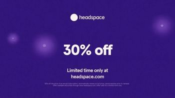 Headspace TV Spot, 'Leave The Day Behind: 30% Off' - Thumbnail 8