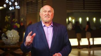 Coushatta Casino Resort Mother's Day Giveaway TV Spot, 'Diamonds & Cash' Featuring Terry Bradshaw