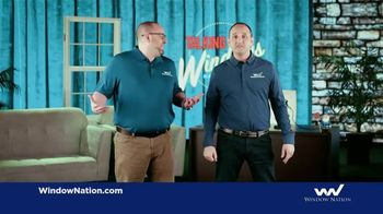 Window Nation TV Spot, 'Talking Windows: Did You Know: 50% Off' - Thumbnail 6