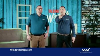 Window Nation TV Spot, 'Talking Windows: Did You Know: 50% Off' - Thumbnail 7
