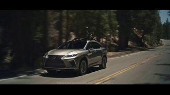 2021 Lexus RX TV Spot, 'Fearless Leader' [T1] - Thumbnail 2