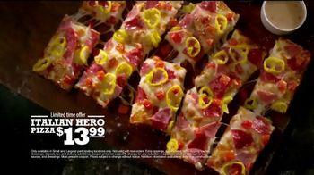 Jet's Italian Hero Pizza TV Spot, 'The World: More Pizza'
