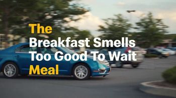 McDonald's TV Spot, 'Breakfast Smells Too Good to Wait: Sausage McMuffin and Sausage Buscuit' - Thumbnail 3