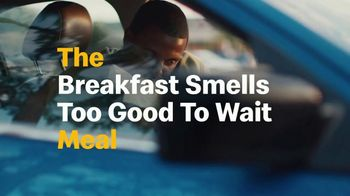 McDonald's TV Spot, 'Breakfast Smells Too Good to Wait: Sausage McMuffin and Sausage Buscuit' - Thumbnail 4