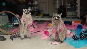 Volkswagen TV Spot, 'Easier: Raccoons' [T2]