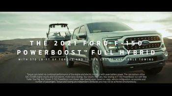 2021 Ford F-150 Hybrid TV Spot, 'Clues' [T1]