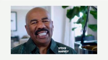 Cura Foundation TV Spot, 'Don't Let Your Guard Down' Featuring Steve Harvey - 8 commercial airings