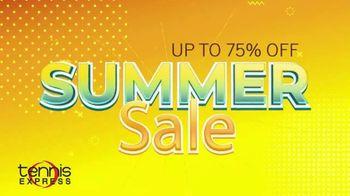Tennis Express Summer Sale TV Spot, 'Up to 75% Off' - Thumbnail 1