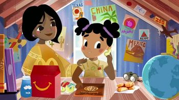 McDonald's Happy Meal TV Spot, 'Jenny's Passport'